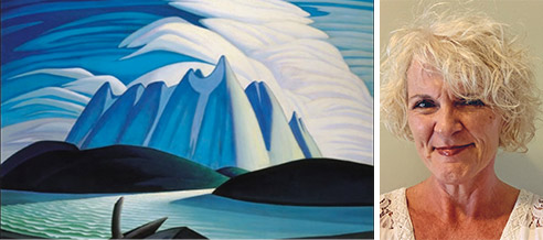 Armchair Art Tours: Into the Wild, Lawren Harris with Wendy O'Brien