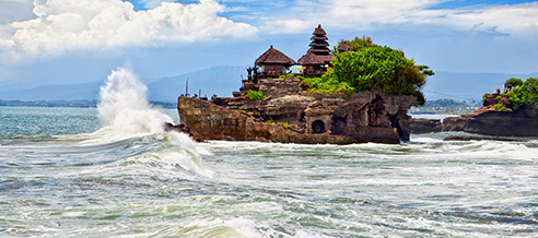 NEW TOUR: Treasures of Indonesia