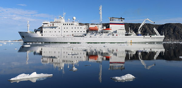 One Ocean Expeditions Akademik Sergey Vavilov in Arctic or Antarctica