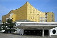 Berliner Philharmonie, a concert hall home to the Berlin Philharmonic Orchestra