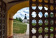 Kirillo-Belozersky Monastery entrance
