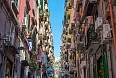 Colorful streets of Naples
