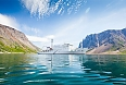 Vavilov anchored within Torngat Mountains National Park (Photo credit: Kyle Marquardt)