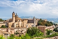 The Ducal Palace in Urbino