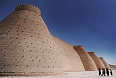 Walls of Bukhara
