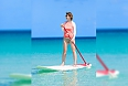 Stand-up paddle boarding (a must try!)