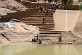The mythical bath of the Queen of Sheba