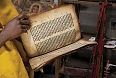 Old Ethiopian book