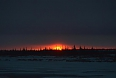 Sunrises can be great in Churchill.