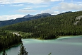 Emerald Lake on road to Carcross (Photo by: Pete Read 2016)