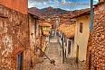 Streets of central Cusco