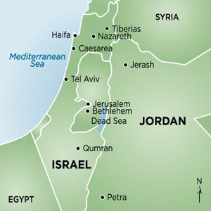 Worldwide Quest Israel Jordan Your Way